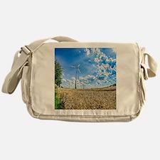 Clean Energy Messenger Bag
