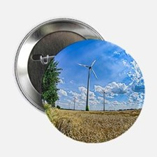"""Clean Energy 2.25"""" Button"""