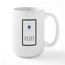 sticker massachusetts run.png Mugs