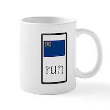 sticker nevada run.png Mugs