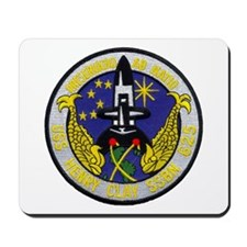 USS HENRY CLAY Mousepad