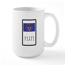 sticker utah run.png Mugs