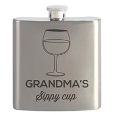 Grandma's Sippy Cup Flask