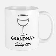 Grandma's Sippy Cup Mugs