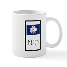 sticker virginia run.png Mugs