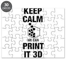 Unique 3d Puzzle