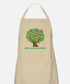 Spinal Cord Injury Support tree Apron