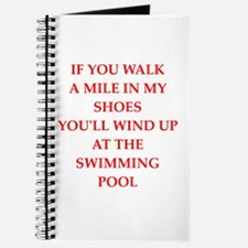 water polo and swimming Journal