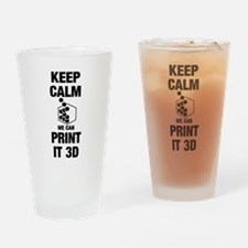 3d Printer Drinking Glass