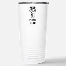3d Printer Stainless Steel Travel Mug