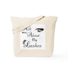 Cute Fiber Tote Bag