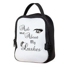 Cute Fiber Neoprene Lunch Bag