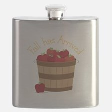 Fall has Arrived Flask
