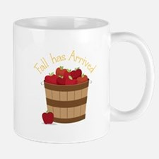 Fall has Arrived Mugs