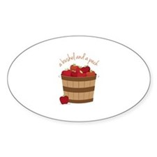Bushel and a Peck Decal