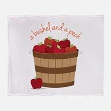 Bushel and a Peck Throw Blanket