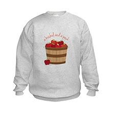 Bushel and a Peck Sweatshirt