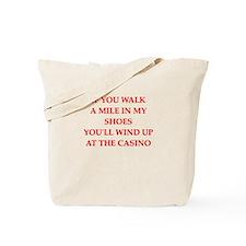casino Tote Bag