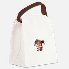 Arpad Crest - Canvas Lunch Bag