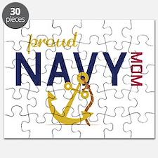 Proud navy MOM Puzzle