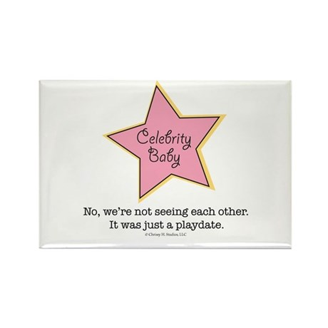 Celebrity Baby Relationship Rumor Mill Magnet 100