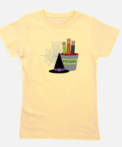 Potions & Props Girl's Tee