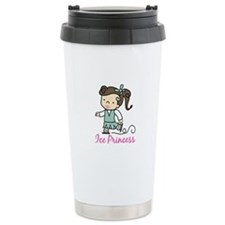 Ice Princess Travel Mug