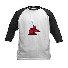 Ski Boots Baseball Jersey