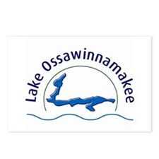 Lake Ossawinnamakee Postcards (Package of 8)