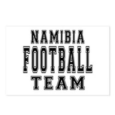 Namibia Football Team Postcards (Package of 8)