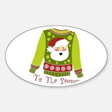 T Is The Season Decal