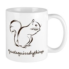 Just Squirrely Things Squirrel Mugs