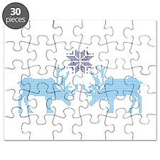Sweater Moose Puzzle