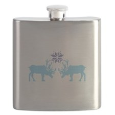 Sweater Moose Flask
