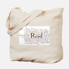 Cute Read Tote Bag