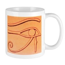 Right Eye Of Horus Mug