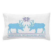 Winter Wonderland Pillow Case