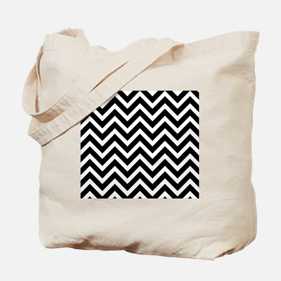 Cute Chevron Tote Bag