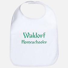 Waldorf Homeschooler 3 Bib