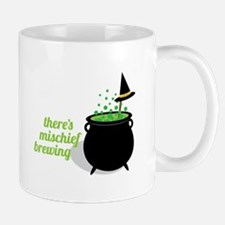 Theres Mischief Brewing Mugs