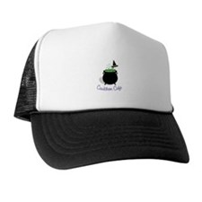 Cauldron Cafe Trucker Hat