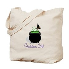Cauldron Cafe Tote Bag