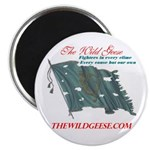 """The Wild Geese - 2.25"""" Magnet (100 pack)"""