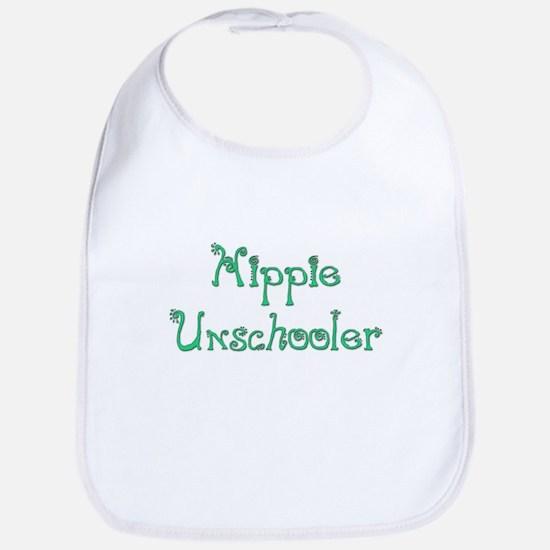 Hippie Unschooler 4 Bib