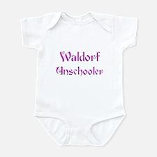 Waldorf Unschooler 1 Infant Bodysuit