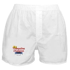 Trampoline Champ Boxer Shorts