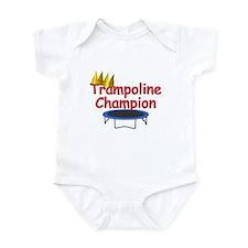 Trampoline Champ Infant Bodysuit