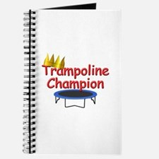 Trampoline Champ Journal