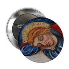 Mary Magdalene Button