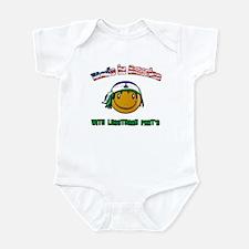 Lesothoan American Infant Bodysuit